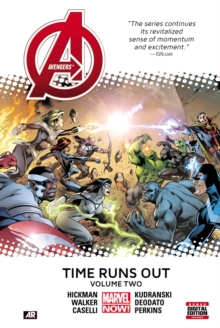 Image for Time runs outVolume 2