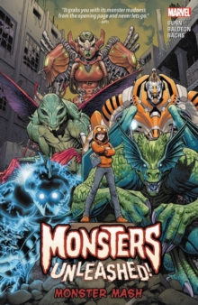 Image for Monster mash