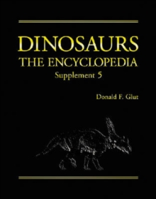 Image for Dinosaurs : The Encyclopedia, Supplement 5