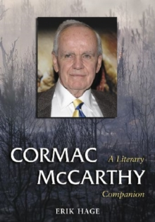 Image for Cormac Mccarthy : A Literary Companion