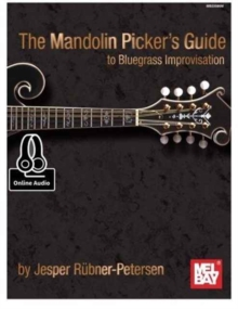 Image for MANDOLIN PICKERS GUIDE TO BLUEGRASS IMPR