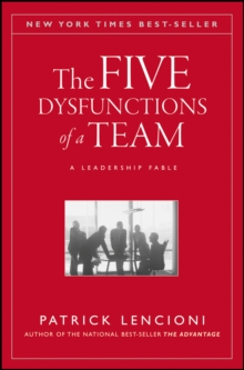 Image for The five dysfunctions of a team  : a leadership fable