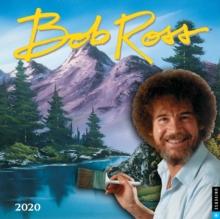 Image for Bob Ross 2020 Square Wall Calendar