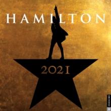 Image for Hamilton 2021 Wall Calendar