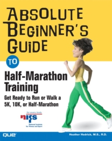 Image for Absolute beginner's guide to half-marathon training