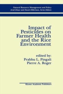Image for Impact of Pesticides on Farmer Health and the Rice Environment