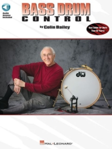 Image for Bass Drum Control (Book/Online Audio)