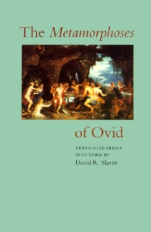 Image for The Metamorphoses of Ovid