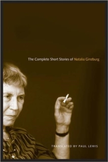 Image for The Complete Short Stories of Natalia Ginzburg