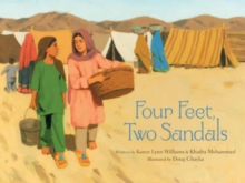 Image for Four Feet, Two Sandals