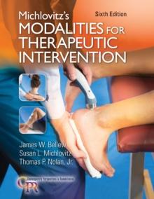 Image for Michlovitz'S Modalities for Therapeutic Intervention 6e