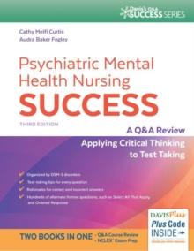 Image for Psychiatric Mental Health Nursing Success, 3e