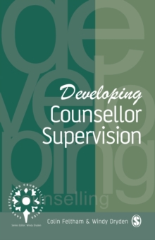 Image for Developing counsellor supervision