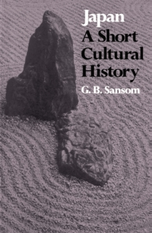 Image for Japan : A Short Cultural History