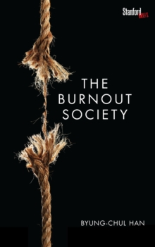 Image for The burnout society