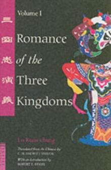 Image for Romance of the Three Kingdoms Volume 1