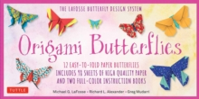 Image for Origami Butterflies Kit : The LaFosse Butterfly Design System