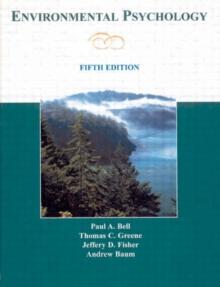 Image for Environmental psychology