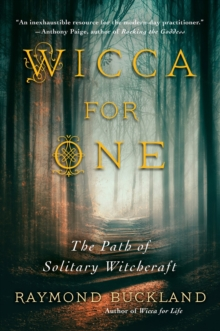Image for Wicca For One : The Path of Solitary Witchcraft