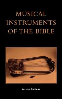Image for Musical Instruments of the Bible