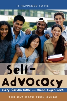 Image for Self-advocacy: the ultimate teen guide