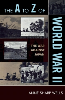 Image for The A to Z of World War II : The War Against Japan