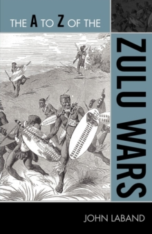 Image for The A to Z of the Zulu Wars