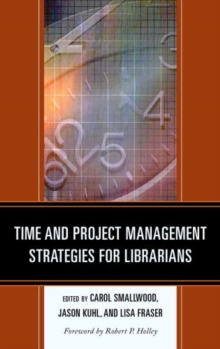 Image for Time and Project Management Strategies for Librarians