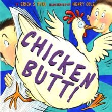 Image for Chicken butt!