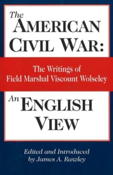 Image for The American Civil War  : an English view