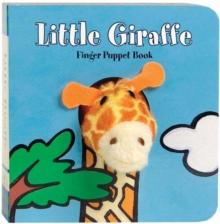 Image for Little giraffe finger puppet book