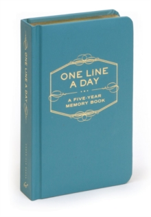 Image for One Line A Day: A Five-Year Memory Book