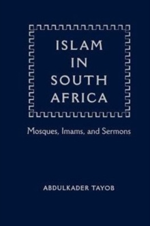 Image for Islam in South Africa : Mosques, Imams and Sermons