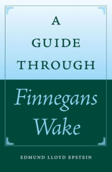 Image for A Guide through Finnegans Wake