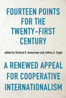 Image for Fourteen Points for the Twenty-First Century : A Renewed Appeal for Cooperative Internationalism