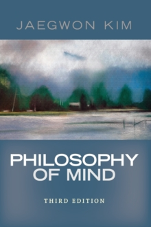 Image for Philosophy of mind