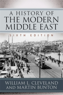 Image for A history of the modern Middle East