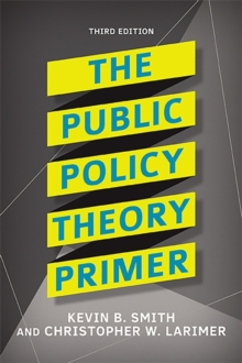 Image for The public policy theory primer