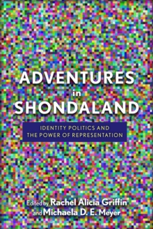Image for Adventures in ShondaLand  : identity politics and the power of representation