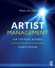 Image for Artist management for the music business