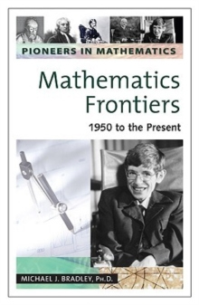 Image for Mathematics Frontiers : 1950 to the Present