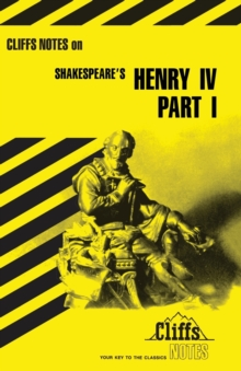 Image for King Henry IV, part 1  : notes