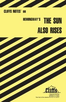 """Image for Notes on Hemingway's """"Sun Also Rises"""""""