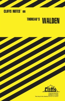 Image for CliffsNotes on Thoreau's Walden