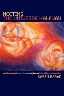 Image for Meeting the universe halfway  : quantum physics and the entanglement of matter and meaning