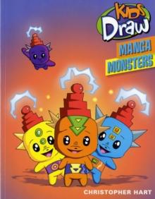 Image for Kid's draw manga monsters