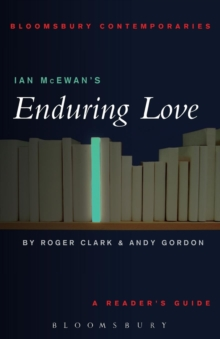 Image for Ian McEwan's Enduring love  : a reader's guide
