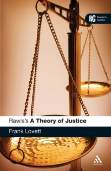 Image for Rawls's A theory of justice  : a reader's guide