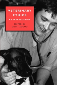 Image for Veterinary ethics  : an introduction