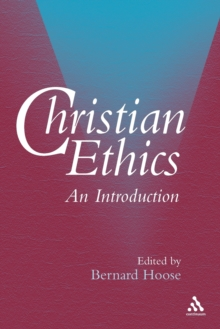 Image for Christian ethics  : an introduction